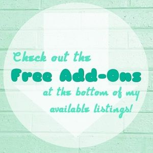 Check Out the Free Add-Ons!